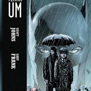 Batman: Terra Um chega ao Brasil em Dezembro