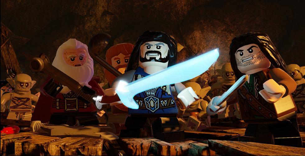 Lego Hobbit 01