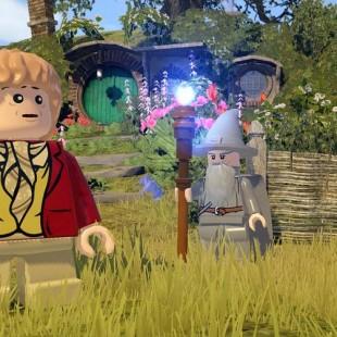 Esse é o primeiro trailer de LEGO: The Hobbit