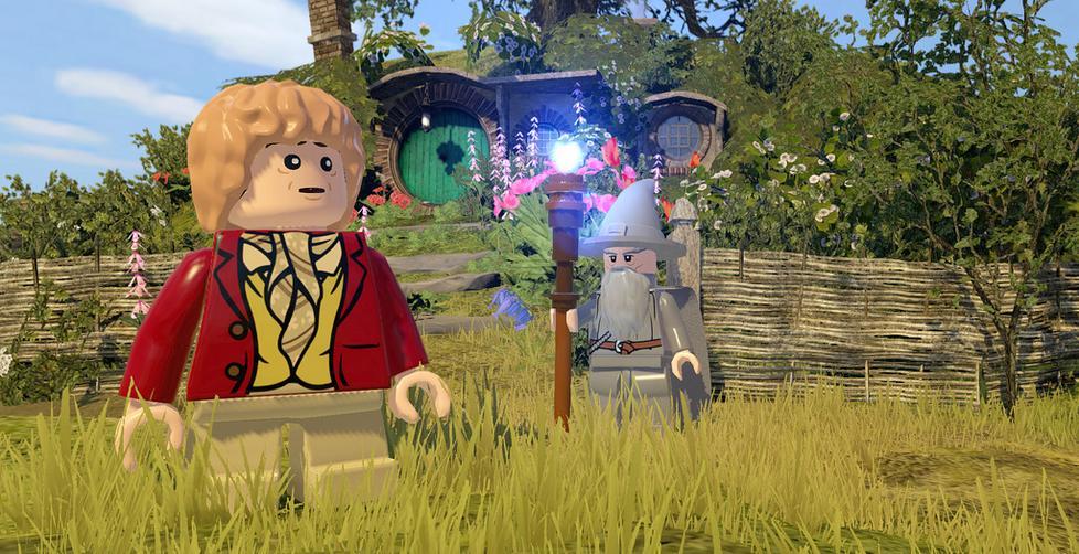 Lego Hobbit 03