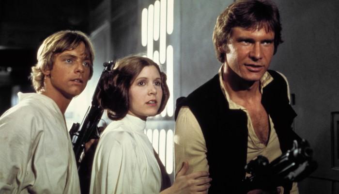 Luke Leia Han