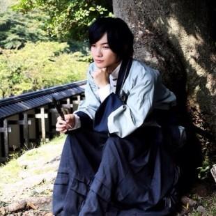 Veja essa imagem do Soujirou Seta de Rurouni Kenshin 2
