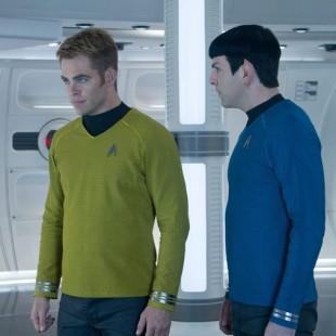 Joe Cornish pode dirigir Star Trek 3