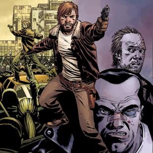 The Walking Dead #115 é a HQ mais vendida dos EUA em 2013