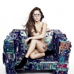 Lady Gaga fará um show no espaço em 2015