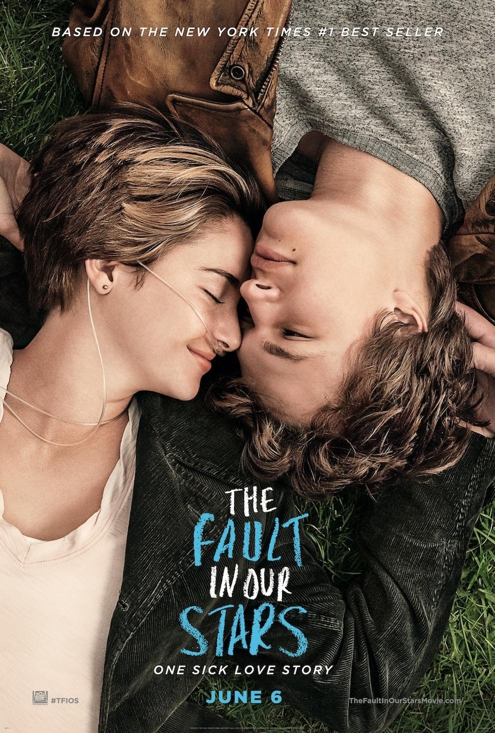 A Culpa e das Estrelas Filme Poster