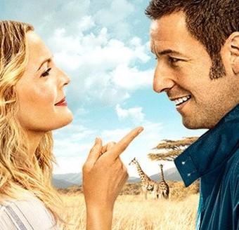 """Adam Sandler vai pra África no trailer da sua nova """"""""comédia"""""""""""