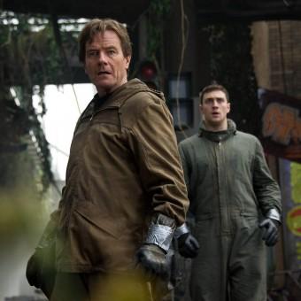 Veja três imagens oficiais de Godzilla