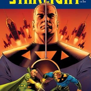 Mark Millar, criador de Kick-Ass, anuncia nova HQ: Starlight