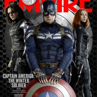 Capitão América 2: O Soldado Invernal ganha novas imagens oficiais