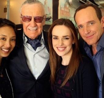 Stan Lee vai participar da primeira temporada de Agents of SHIELD