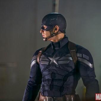 Marvel divulga novas imagens oficiais de Capitão América 2: O Soldado Invernal