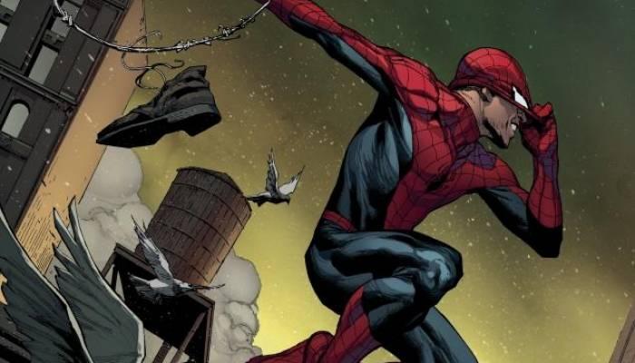 Amazing Spider-Man Retorno de Peter Parker