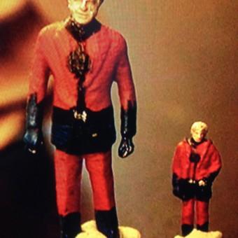Esse pode ser o traje de Homem-Formiga do Hank Pym no filme de Edgar Wright