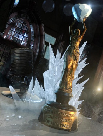 Arkham DLC 2