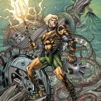 Veja algumas das capas steampunk da DC Comics