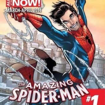 Peter Parker volta aos quadrinhos da Marvel em Abril com Amazing Spider-Man #1?