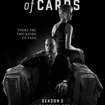 House of Cards é renovada para a terceira temporada