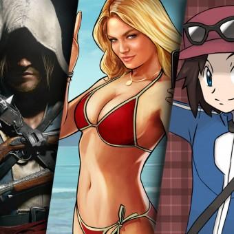 Top 10 – Melhores jogos de 2013