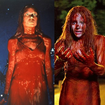 Carrie 1976  X  Carrie 2013