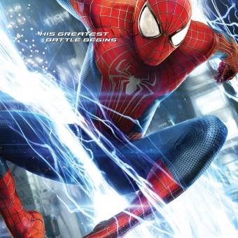 Dois novos pôsteres de O Espetacular Homem-Aranha 2