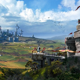 Novo game do designer de Final Fantasy Tactics abre campanha no Kickstarter