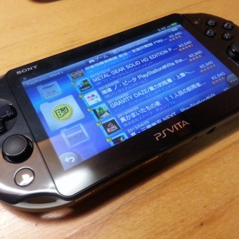 Sony lançará PS Vita slim no Ocidente