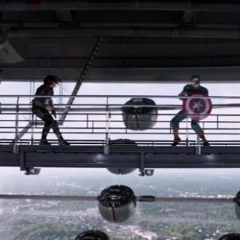 Vamos analisar o novo trailer de Capitão América 2: O Soldado Invernal