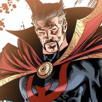 Marvel já procura por diretores para o filme do Dr. Estranho