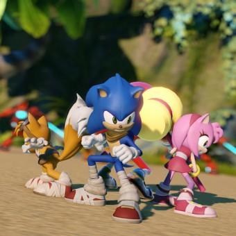 SEGA anuncia Sonic Boom, novo game do Sonic