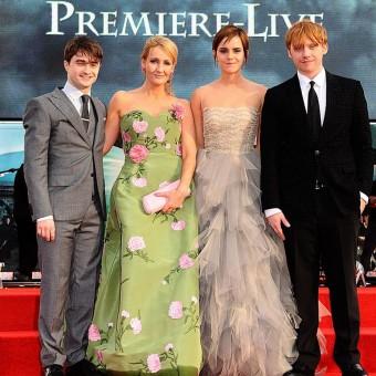 J.K. Rowling escreveu o primeiro rascunho de Animais Fantásticos em 12 dias!