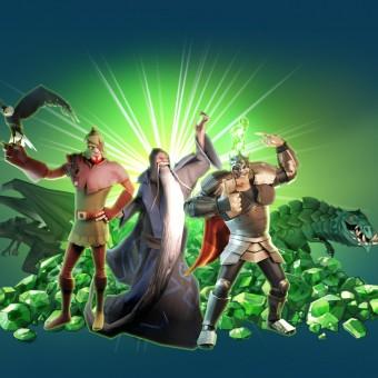Beta de The Mighty Quest for Epic Loot já está disponível