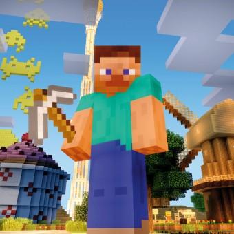 Filme live-action de Minecraft será produzido pela Warner