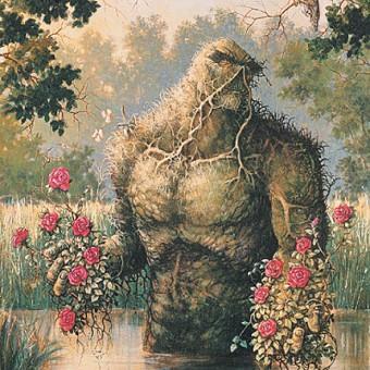Panini vai lançar a A Saga do Monstro do Pântano, escrita por Alan Moore