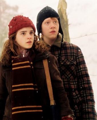 rony hermione