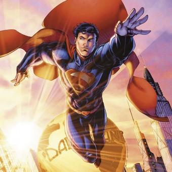 Revista do Superman terá roteiros de Geoff Johns e artes de John Romita Jr.