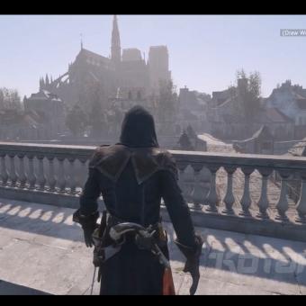 Seriam essas as primeiras imagens do novo Assassin's Creed?