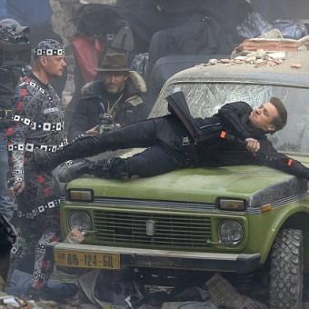 Vamos ver mais fotos e vídeos dos sets de Os Vingadores 2: A Era de Ultron