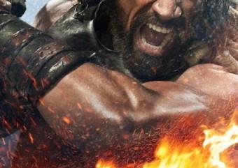 Dwayne Johnson é o mais próximo possível de ser o Kratos no novo trailer de Hercules