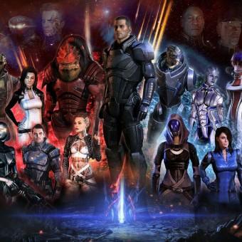 Remasterização da trilogia Mass Effect para a nova geração pode acontecer