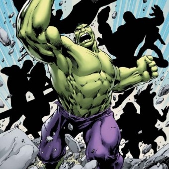 Nova revista do Hulk terá histórias de diferentes roteiristas em diferentes épocas