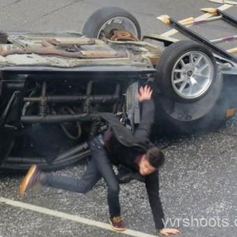 Saem as primeiras imagens e o primeiro vídeo dos sets de The Flash