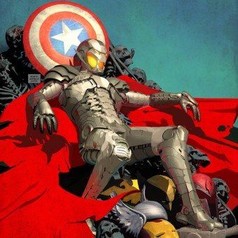Marvel divulga preview de What If: Age of Ultron