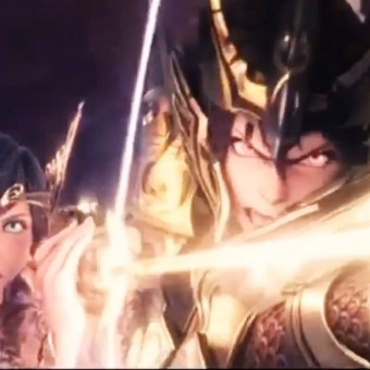 Os Cavaleiros do Zodíaco: A Lenda do Santuário chega aos cinemas brasileiros no segundo semestre