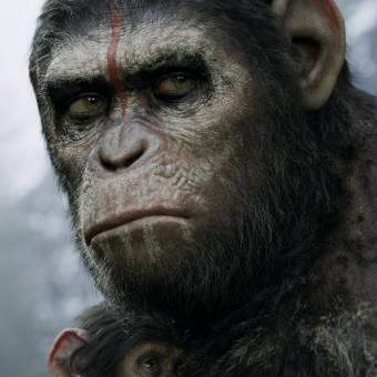 Planeta dos Macacos: O Confronto ganha novo poster e comercial de TV