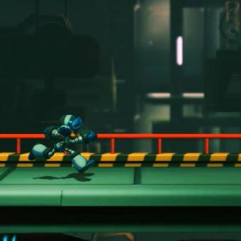 Veja um pouco do gameplay de Mighty No.9