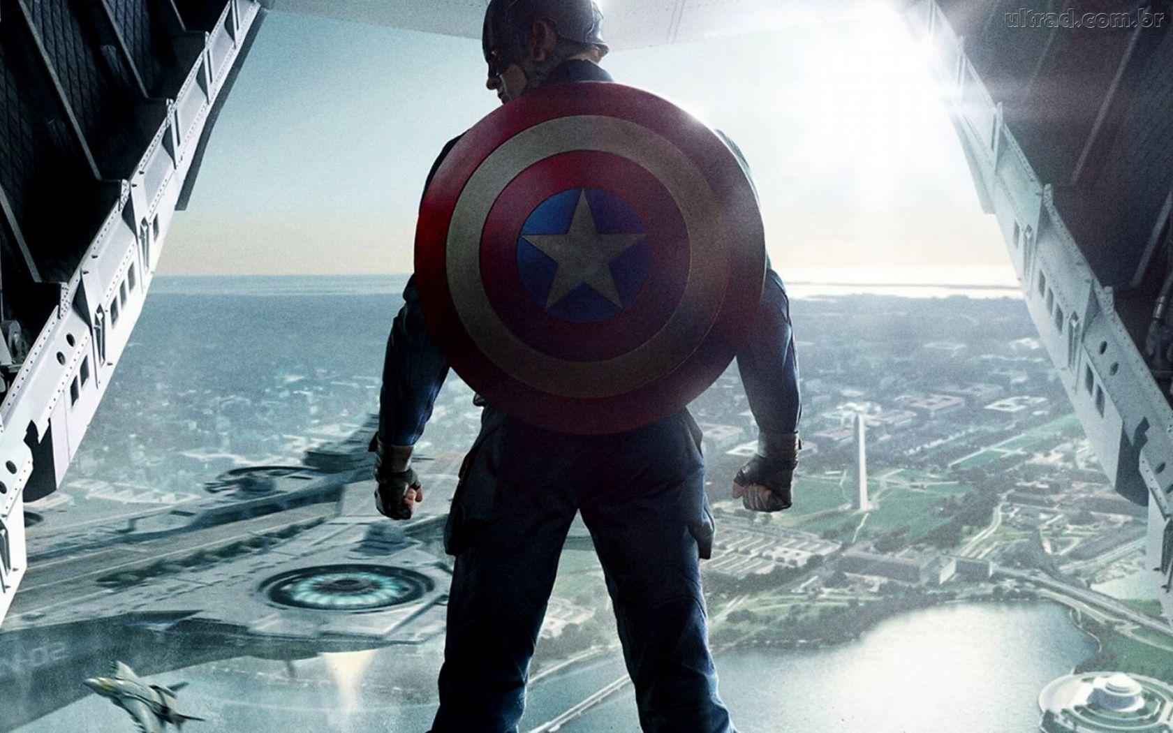 Papel De Parede Do Capitao America: Diretores Comentam As Chances De Capitão América: O