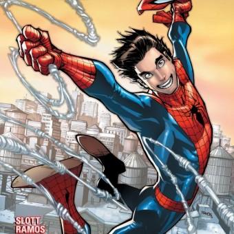Homem-Aranha garante o domínio da Marvel em Abril