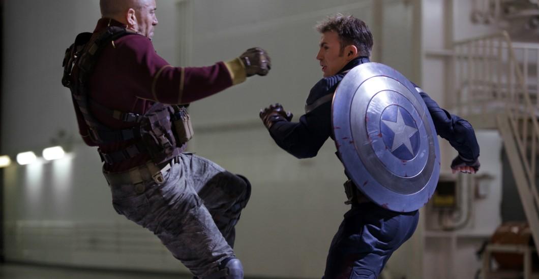 Capitão América vs. Batroc