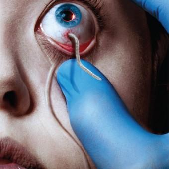 Que nervoso desse pôster de The Strain, série de Guillermo del Toro